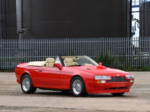 1989 Aston Martin V8 Volante Zagato For Sale by Auction