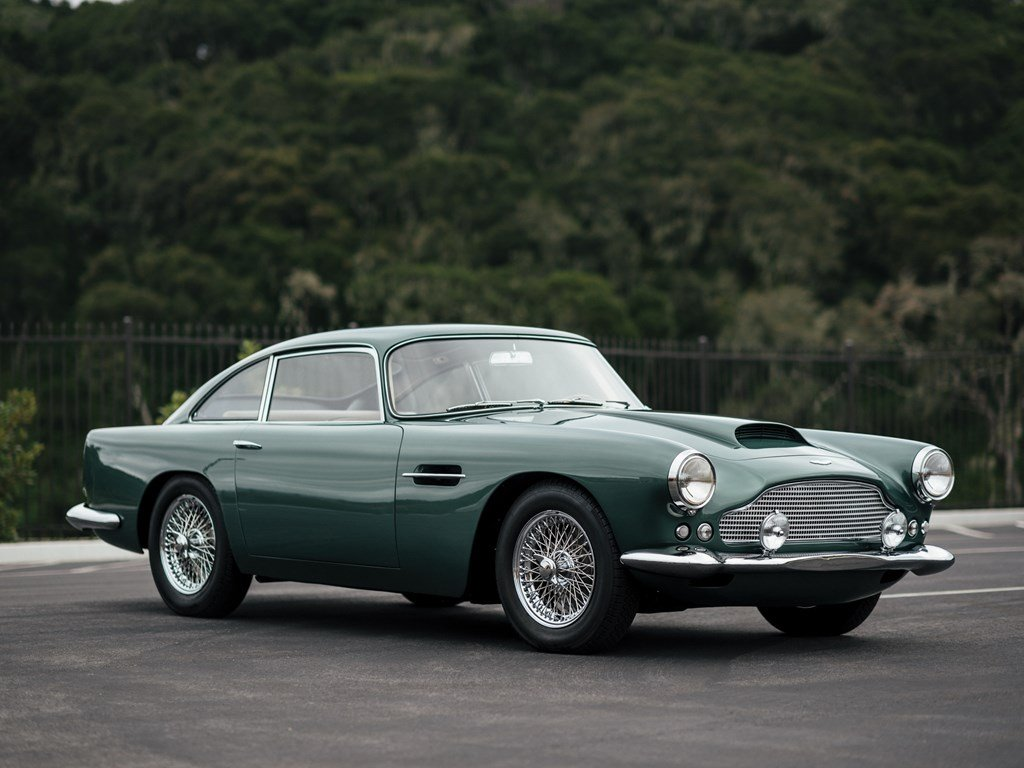 1961 Aston Martin DB4 Series II  For Sale by Auction (picture 1 of 6)