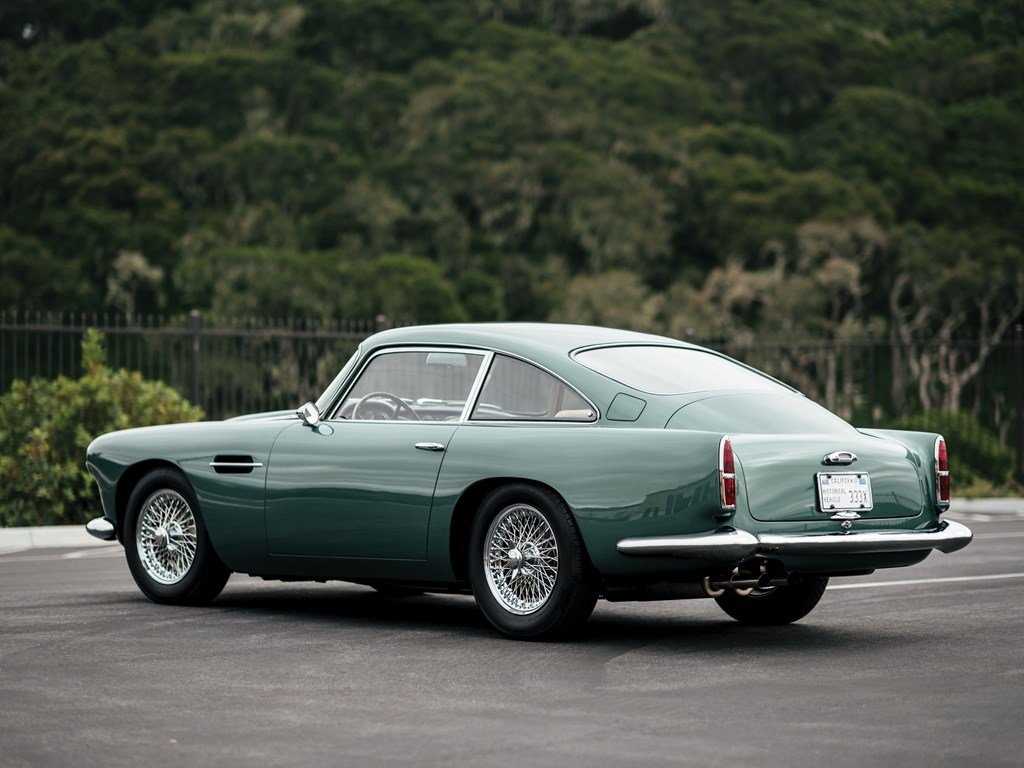 1961 Aston Martin DB4 Series II  For Sale by Auction (picture 2 of 6)