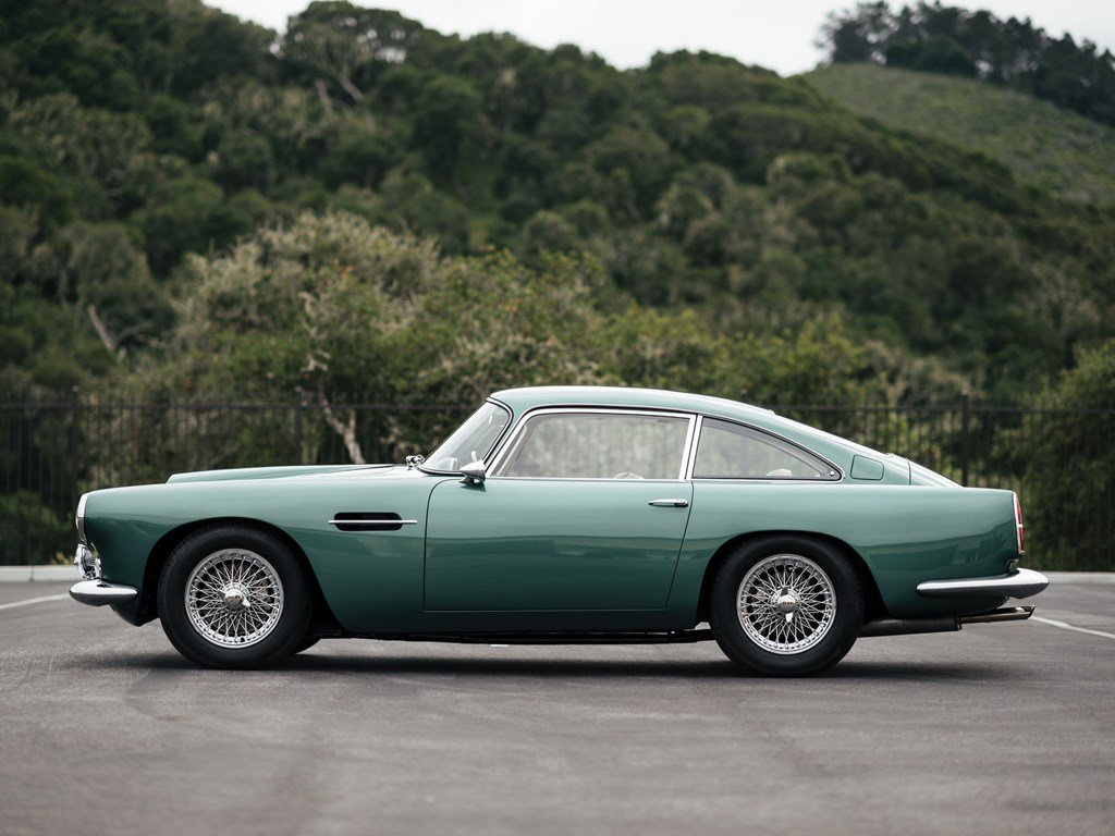 1961 Aston Martin DB4 Series II  For Sale by Auction (picture 5 of 6)