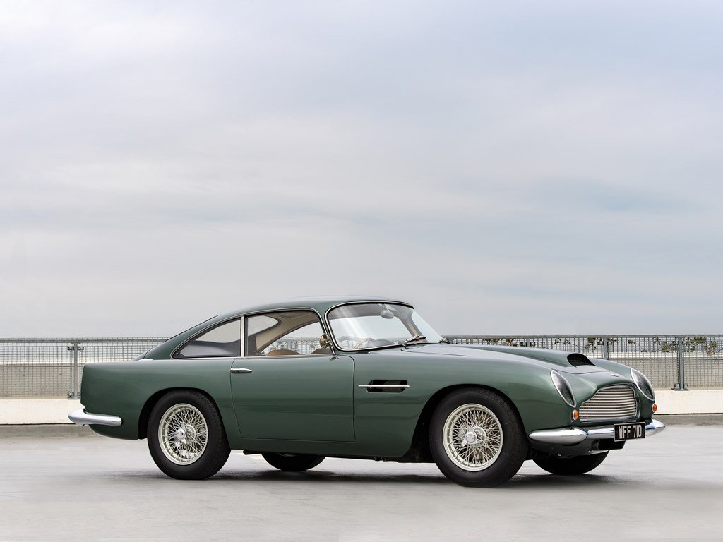 1961 Aston Martin DB4GT  For Sale by Auction (picture 1 of 6)