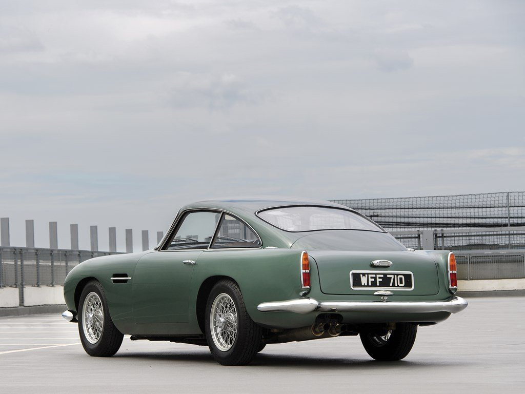 1961 Aston Martin DB4GT  For Sale by Auction (picture 2 of 6)