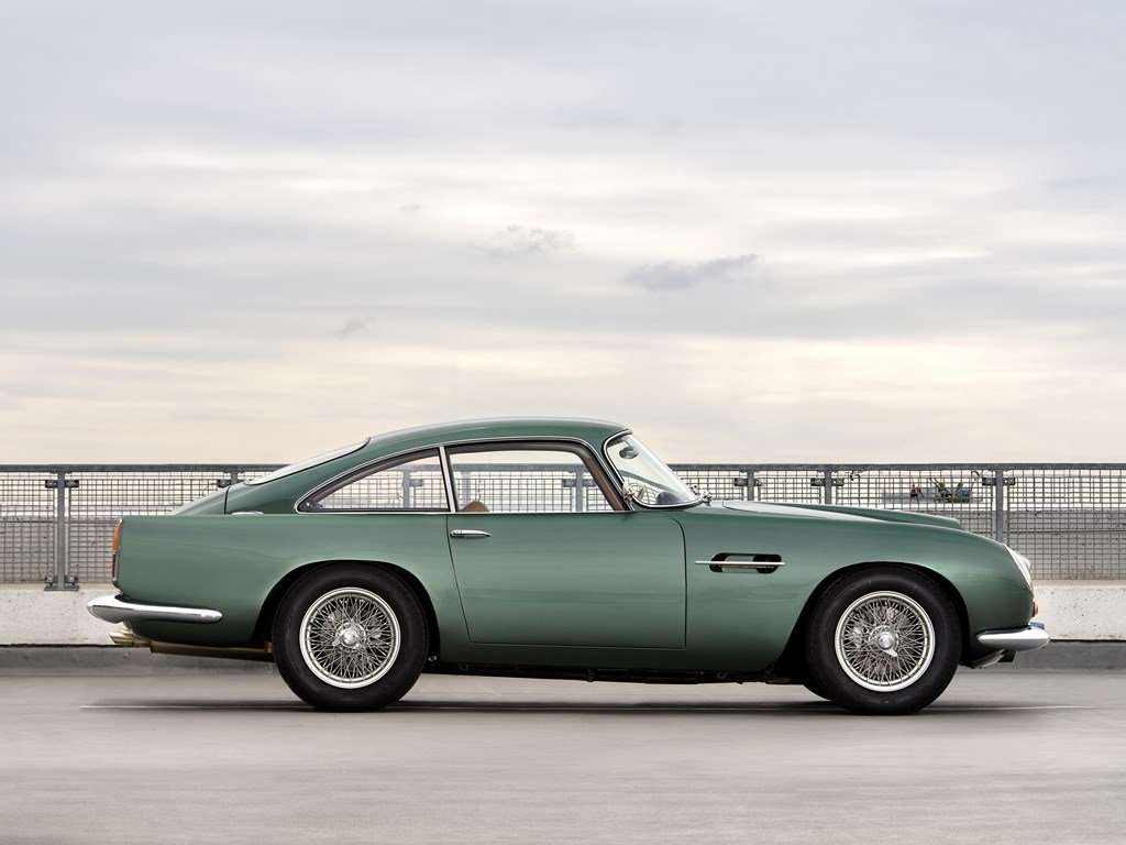 1961 Aston Martin DB4GT  For Sale by Auction (picture 5 of 6)