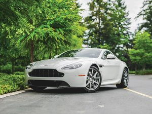 2013 Aston Martin V8 Vantage Coupe  For Sale by Auction