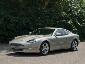 2003 Aston Martin DB7 GT  For Sale by Auction
