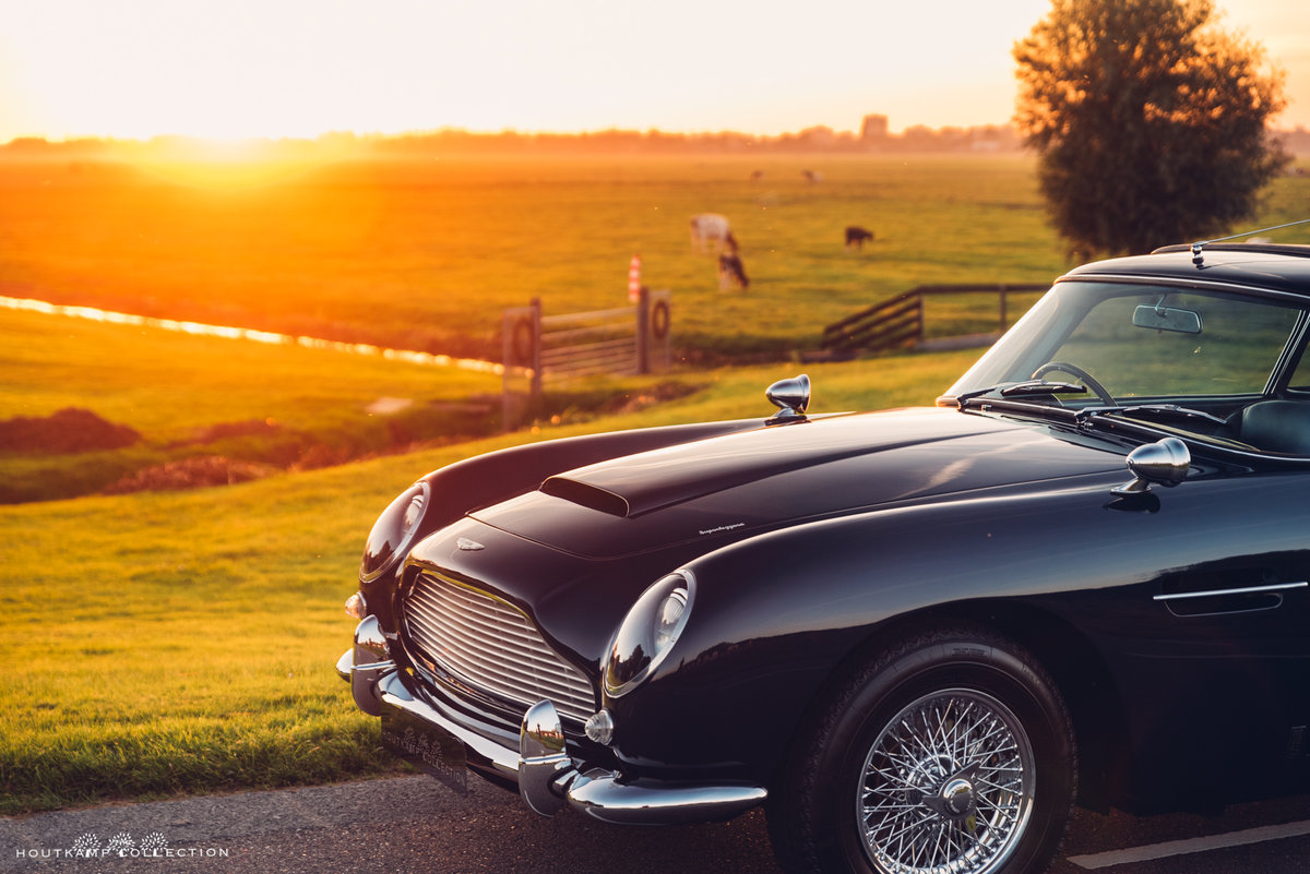 1963 ASTON MARTIN DB5 For Sale (picture 3 of 6)
