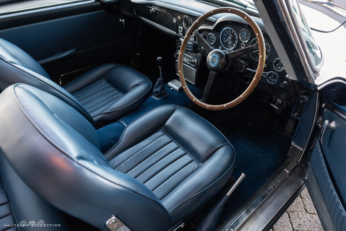 1963 ASTON MARTIN DB5 For Sale (picture 5 of 6)