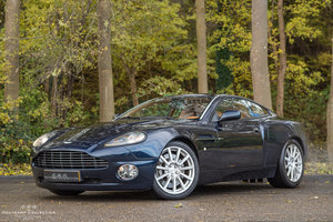 2006 VANQUISH S, currently registered in France For Sale