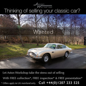 1965 DB2 DB4 DB5 DB6 *WANTED*