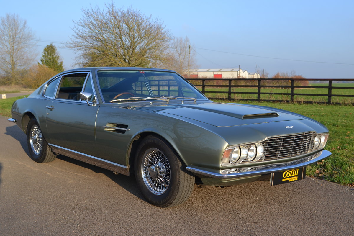 1969 Aston Martin DBS For Sale (picture 1 of 6)