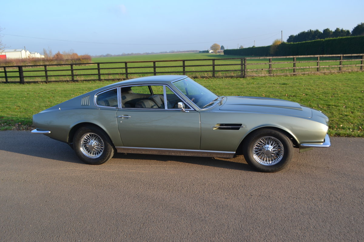 1969 Aston Martin DBS For Sale (picture 2 of 6)