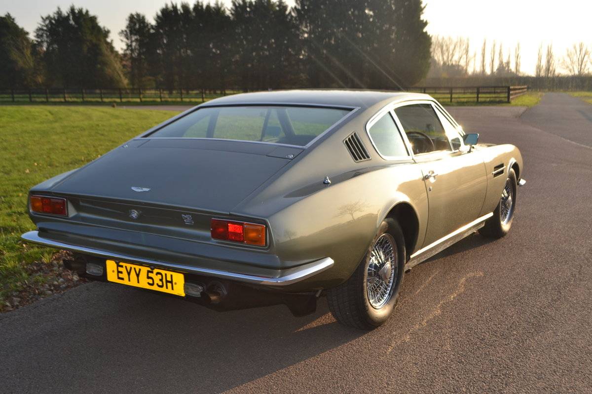 1969 Aston Martin DBS For Sale (picture 3 of 6)