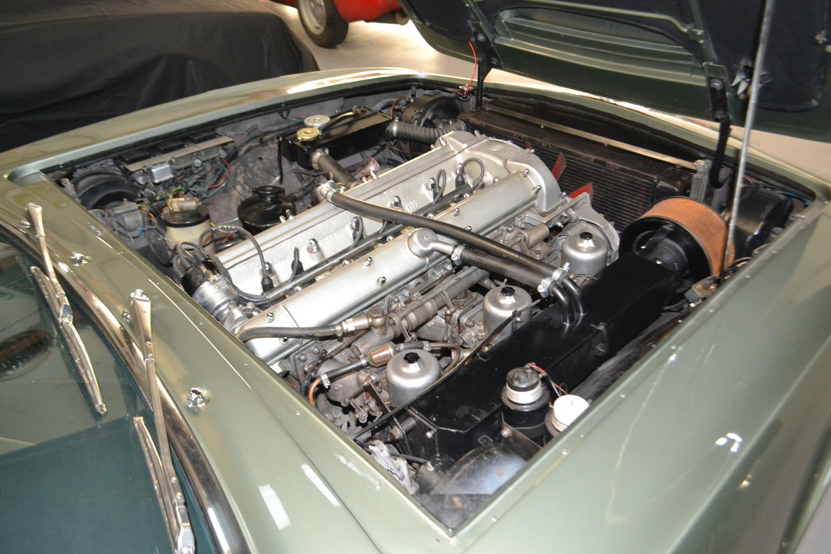 1969 Aston Martin DBS For Sale (picture 4 of 6)