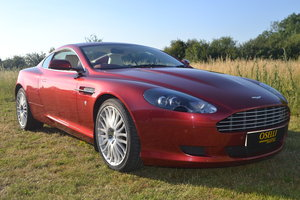 2008 Aston Martin DB9 For Sale
