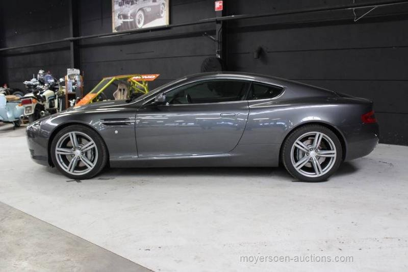 2007 ASTON MARTIN DB9 For Sale by Auction (picture 2 of 6)