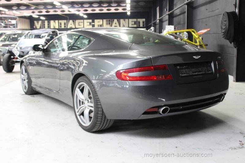 2007 ASTON MARTIN DB9 For Sale by Auction (picture 3 of 6)