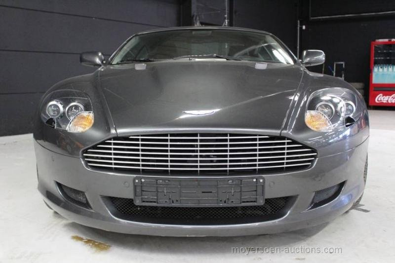 2007 ASTON MARTIN DB9 For Sale by Auction (picture 4 of 6)