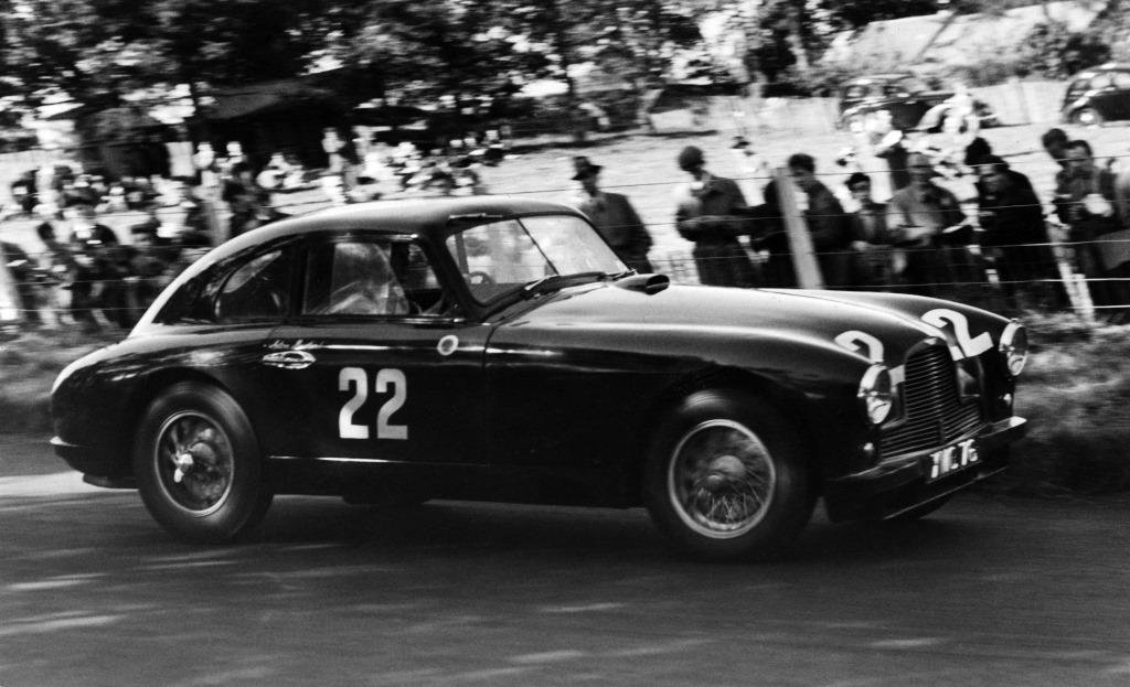 1951 Aston One off the 2 Team Cars Ex Mille miglia/Lemans For Sale (picture 6 of 6)