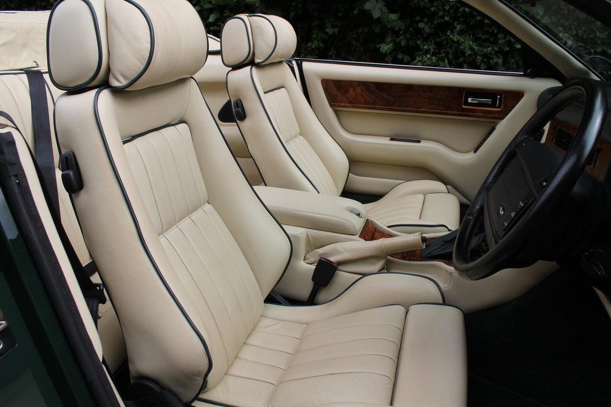 1995 Aston Martin Virage Volante Widebody - 23,750 miles For Sale (picture 8 of 12)