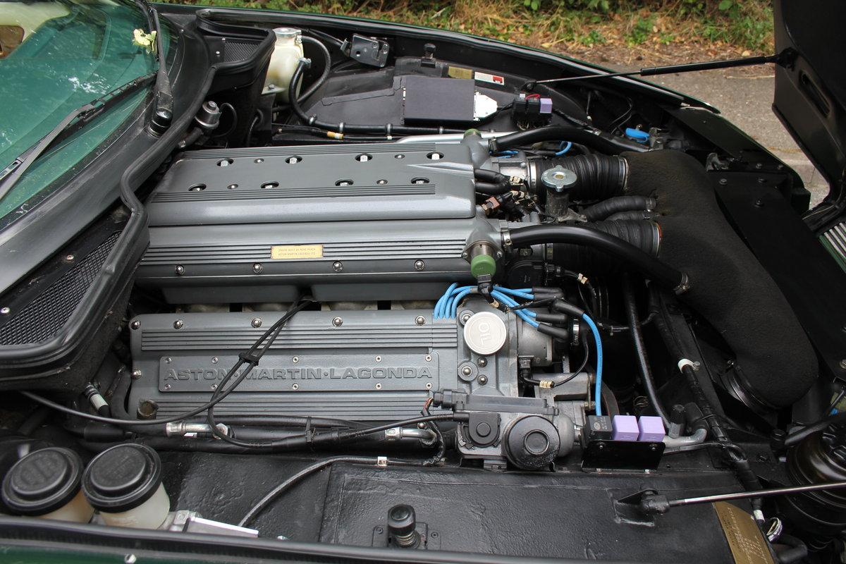 1995 Aston Martin Virage Volante Widebody - 23,750 miles For Sale (picture 10 of 12)