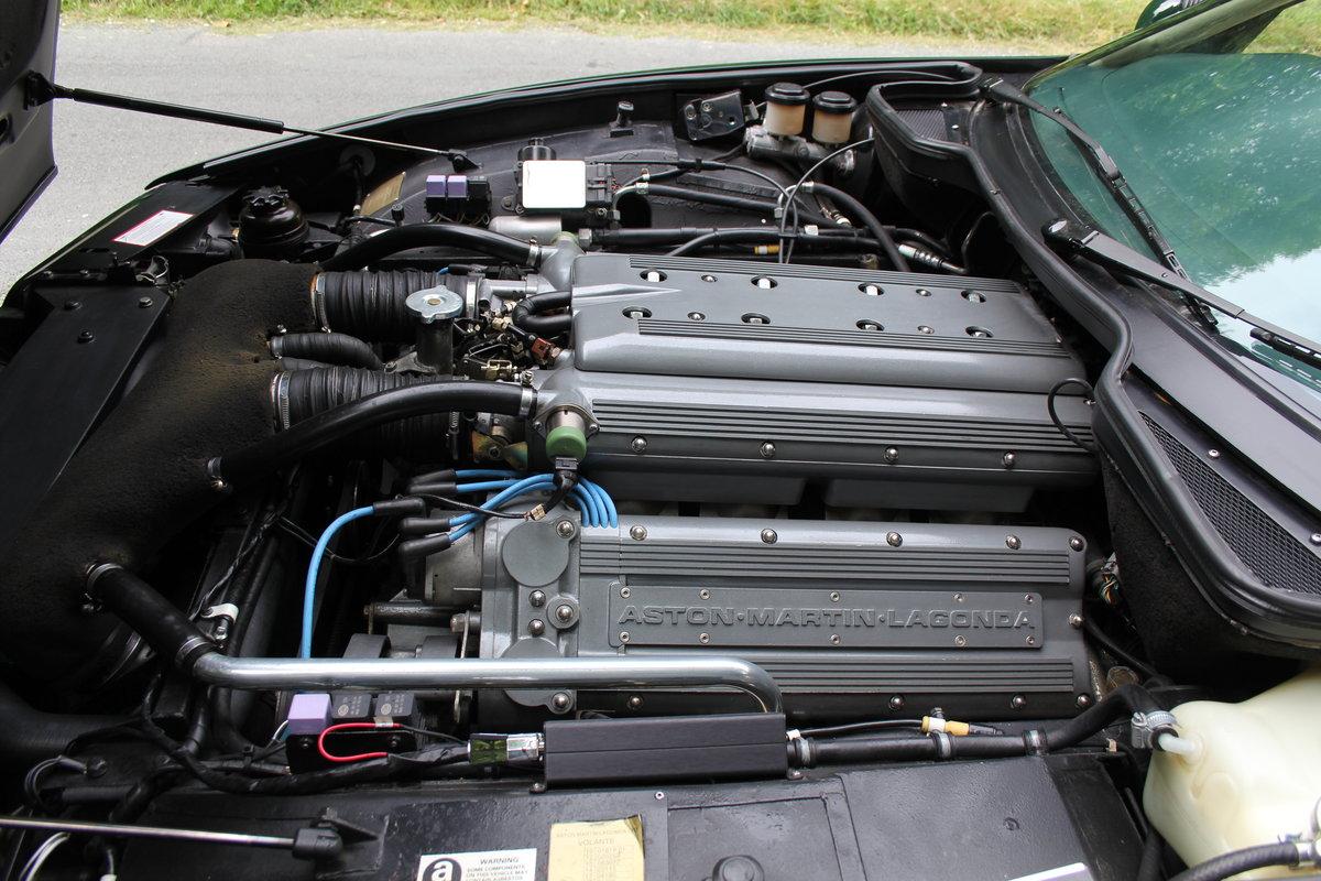 1995 Aston Martin Virage Volante Widebody - 23,750 miles For Sale (picture 11 of 12)
