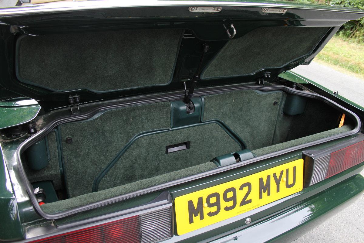 1995 Aston Martin Virage Volante Widebody - 23,750 miles For Sale (picture 12 of 12)