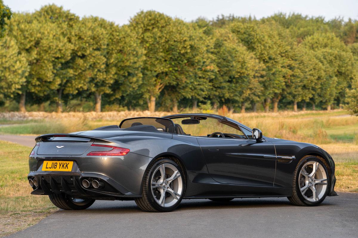 2018 Aston Martin Vanquish S Volante For Sale (picture 2 of 6)