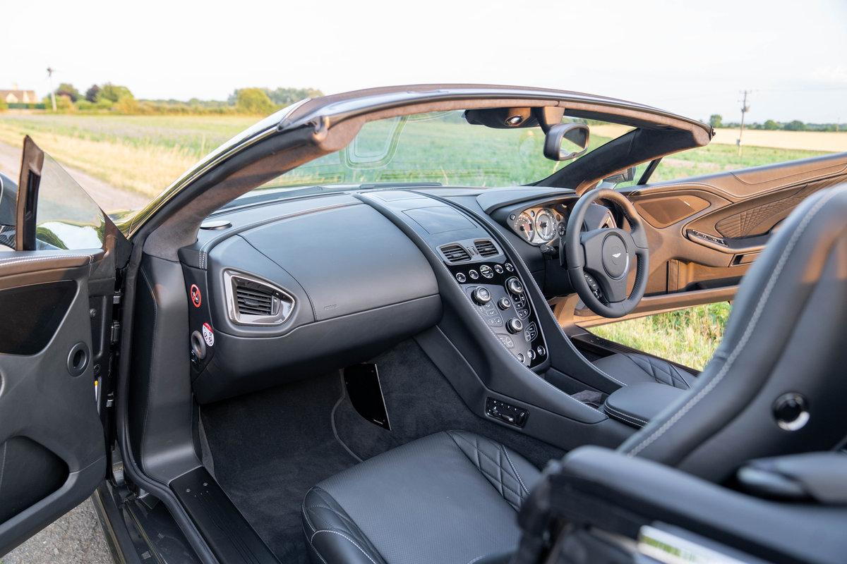 2018 Aston Martin Vanquish S Volante For Sale (picture 5 of 6)
