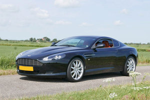 2005 Aston-Martin DB9 Coupe For Sale by Auction