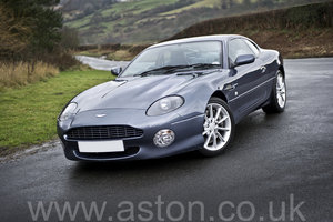 2004 DB7 Vantage Anniversary Edition SOLD