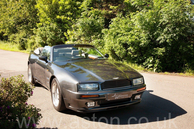 1994 Aston Martin Virage Volante  For Sale (picture 1 of 6)