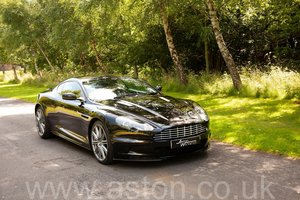 Aston Martin DBS V12 Manual 2009