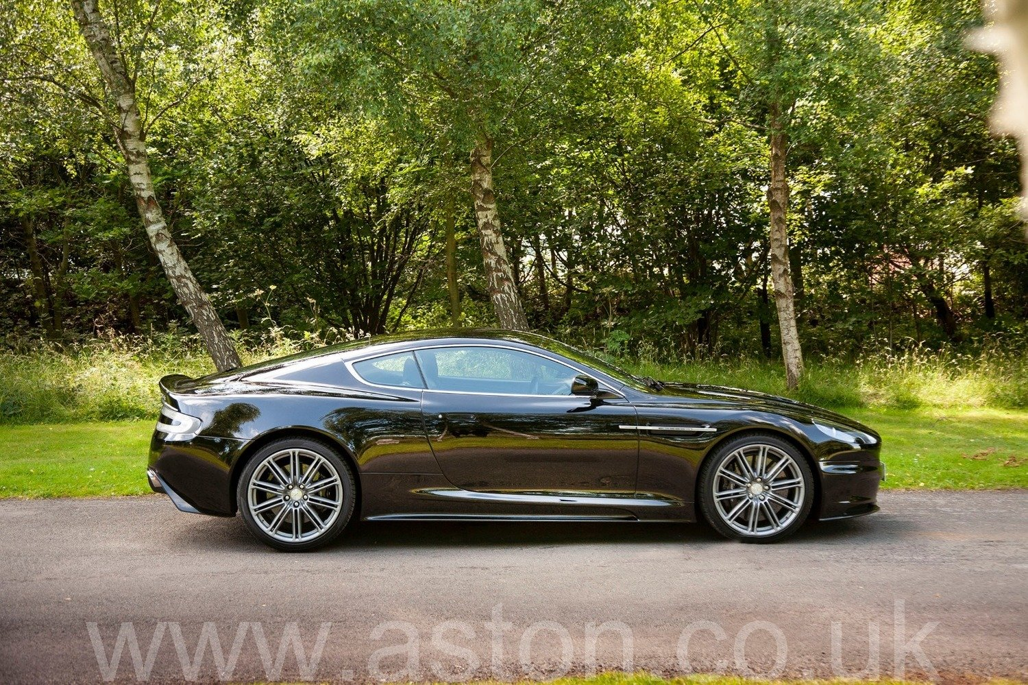Aston Martin DBS V12 Manual 2009 For Sale (picture 6 of 6)