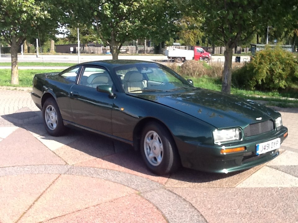 1991 Aston Martin Virage For Sale (picture 1 of 5)