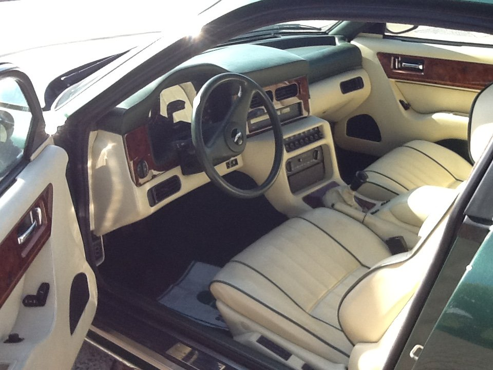 1991 Aston Martin Virage For Sale (picture 2 of 5)