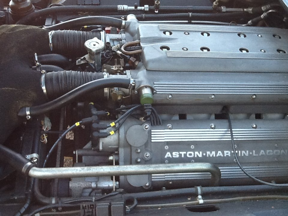 1991 Aston Martin Virage For Sale (picture 4 of 5)