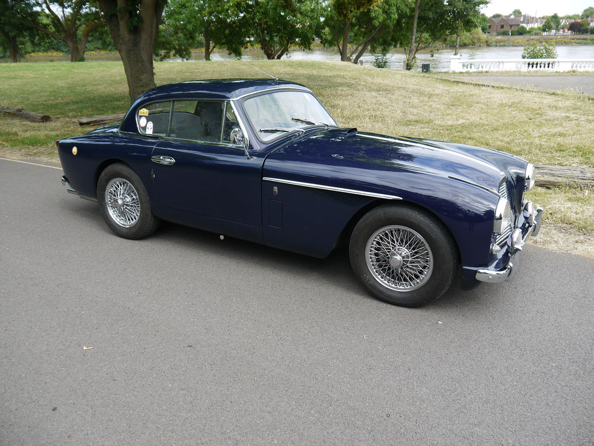 1956 Aston Martin DB2/4 MkII For Sale (picture 2 of 6)