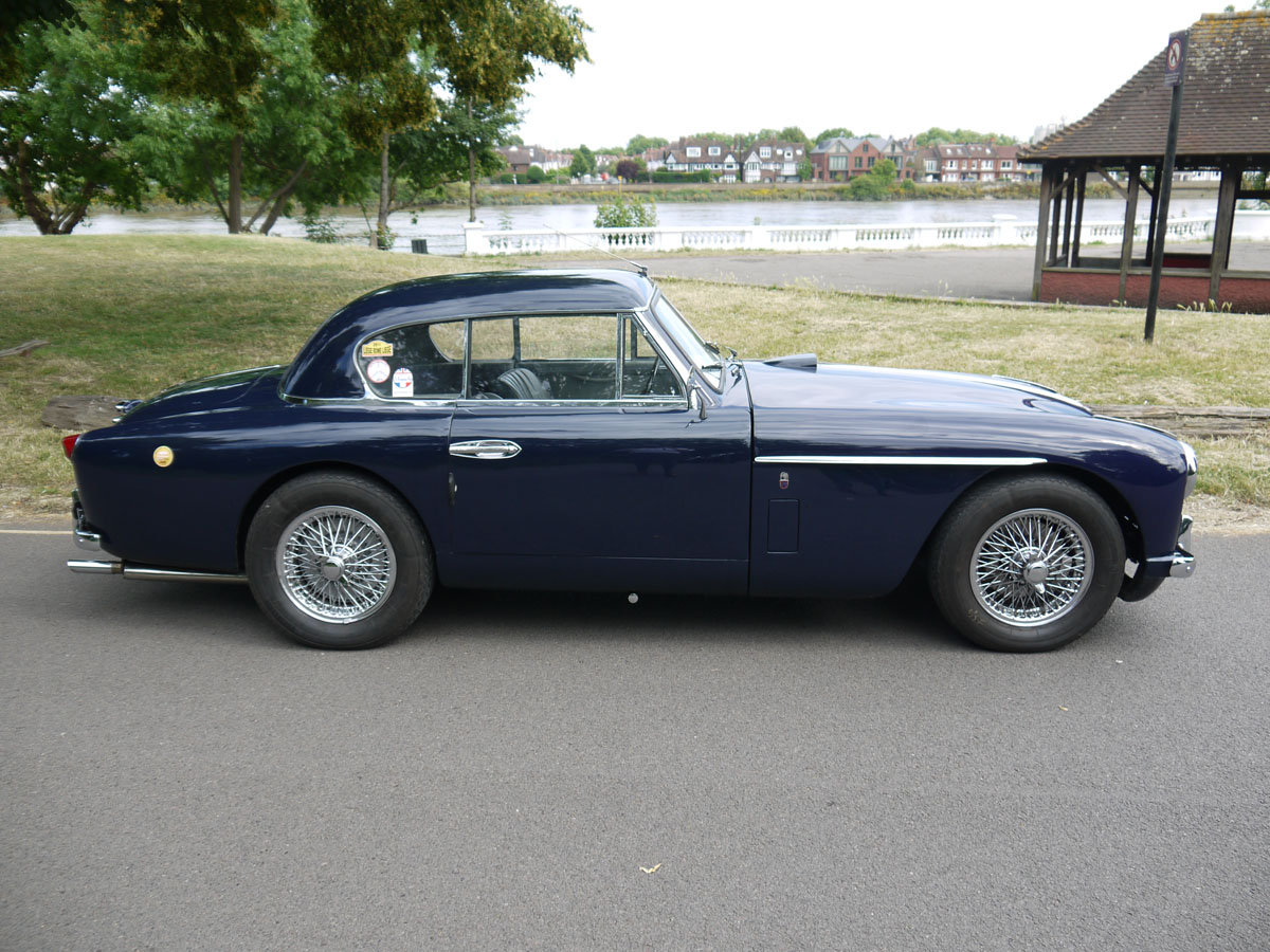 1956 Aston Martin DB2/4 MkII For Sale (picture 3 of 6)