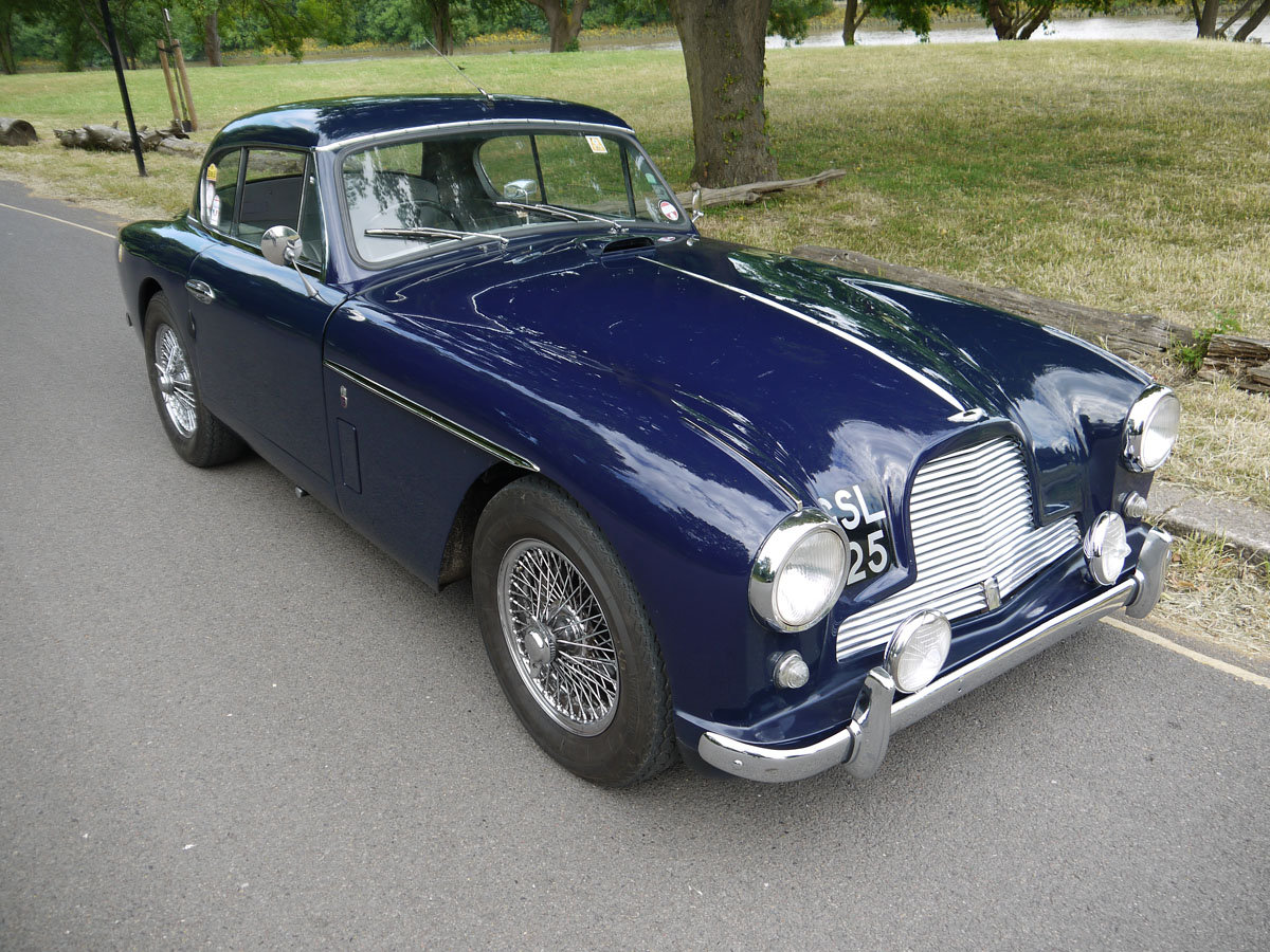 1956 Aston Martin DB2/4 MkII For Sale (picture 1 of 6)