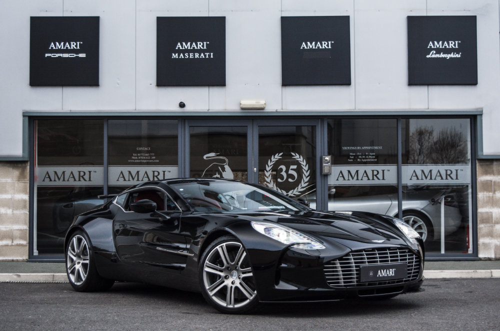 Aston Martin One-77 For Sale >> 2011 Aston Martin One 77 Limited Edition For Sale Car