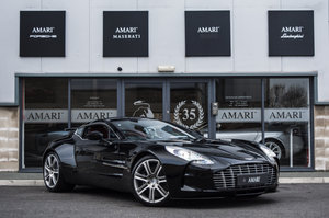 2011 Aston Martin One 77 (Limited Edition) For Sale
