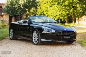 2006 Aston Martin DB9 Volante V12 SOLD
