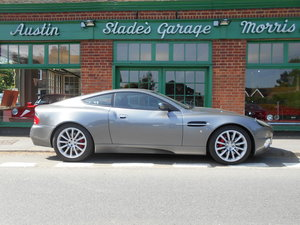 Picture of 2003 Aston Martin Vanquish Coupe