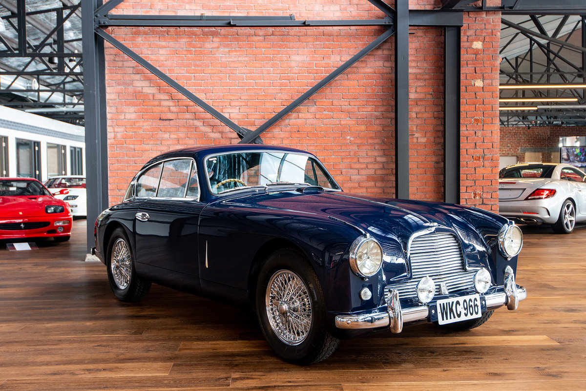 1954 Aston Martin DB 2/4 Mk1 Coupe For Sale (picture 1 of 6)