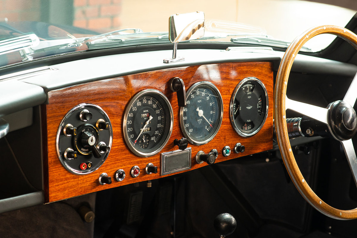 1954 Aston Martin DB 2/4 Mk1 Coupe For Sale (picture 3 of 6)
