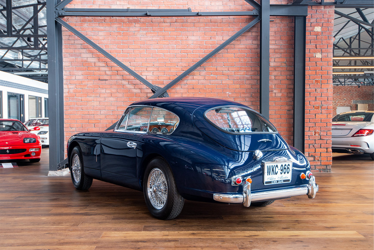 1954 Aston Martin DB 2/4 Mk1 Coupe For Sale (picture 2 of 6)