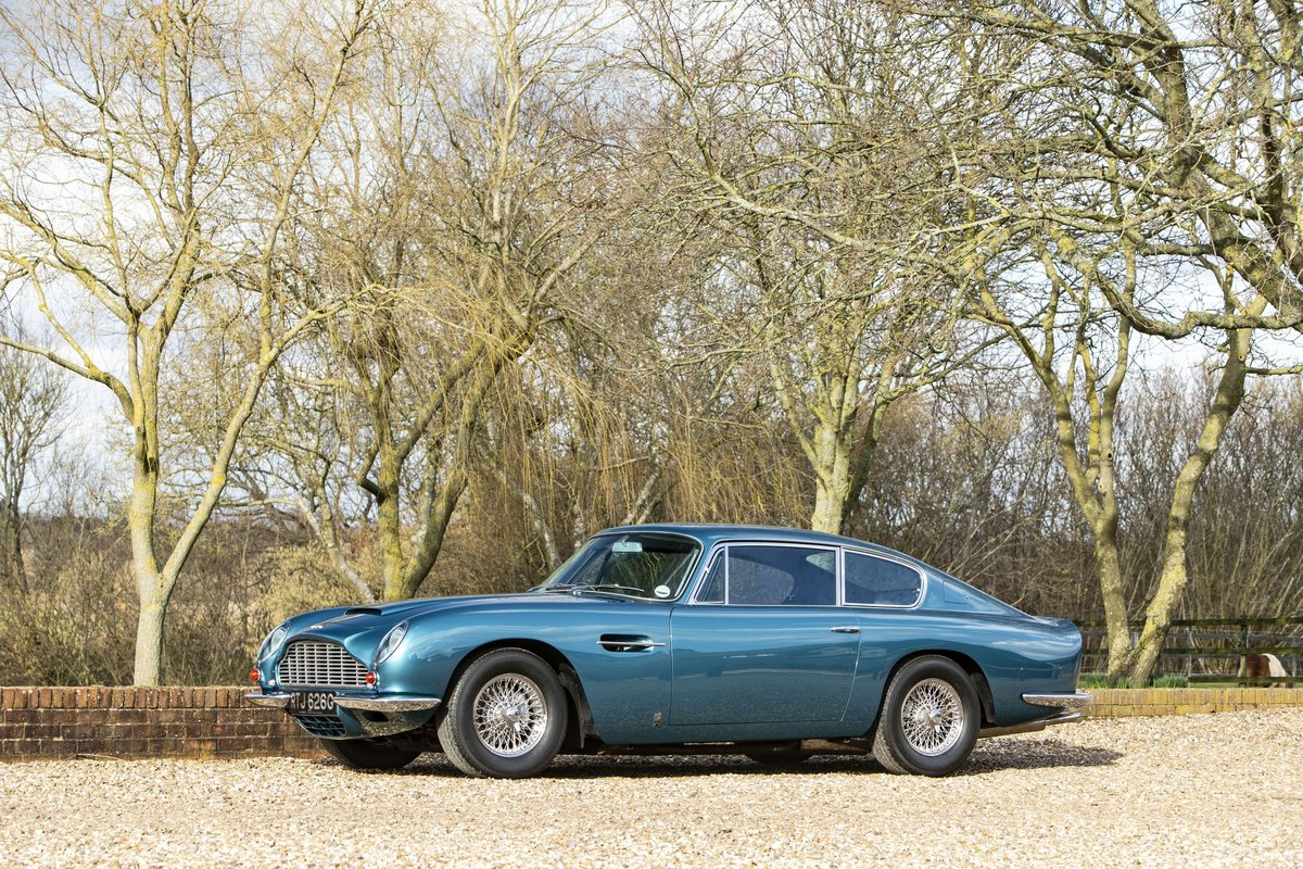1969 Aston Martin DB6 For Sale (picture 1 of 6)
