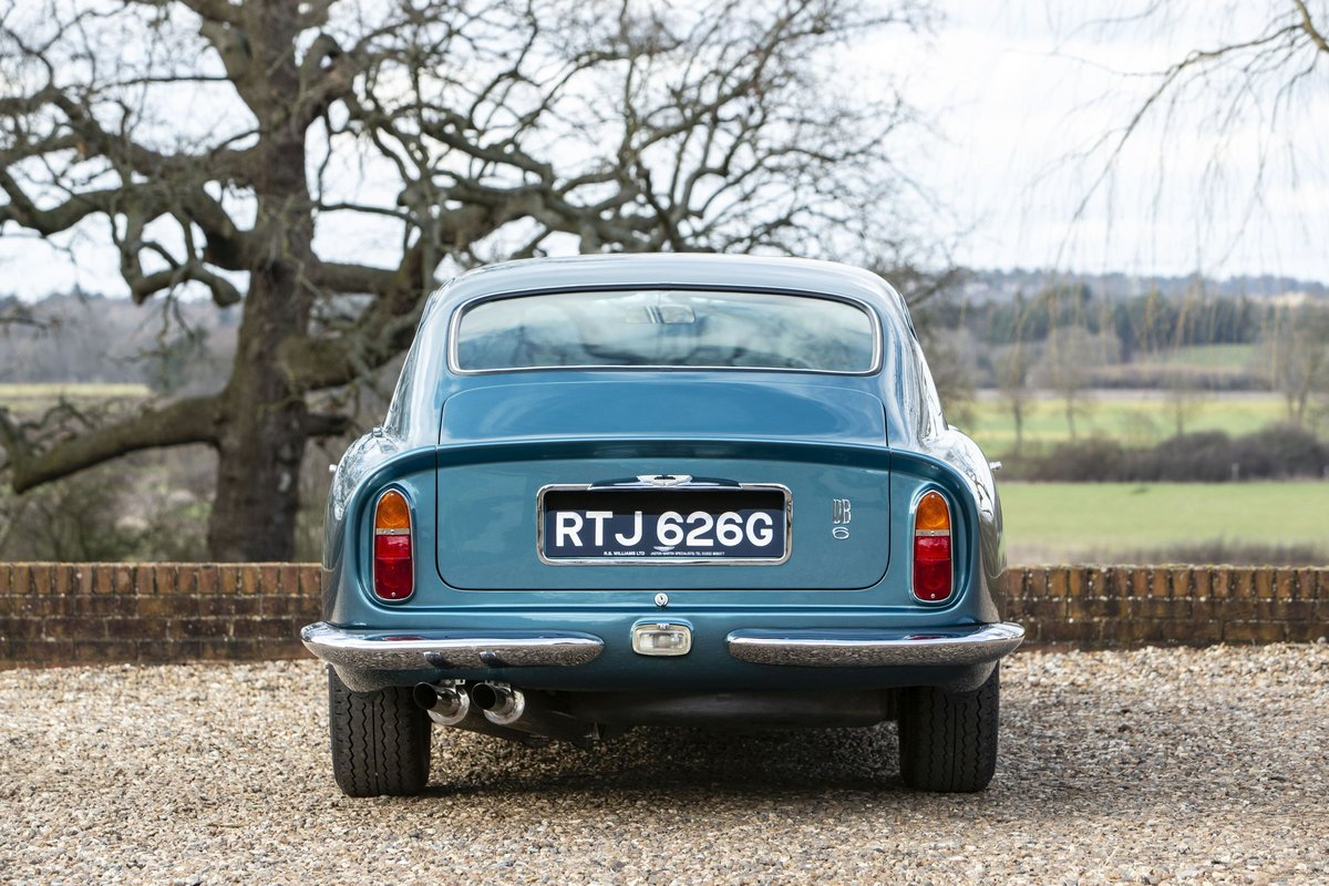 1969 Aston Martin DB6 For Sale (picture 5 of 6)