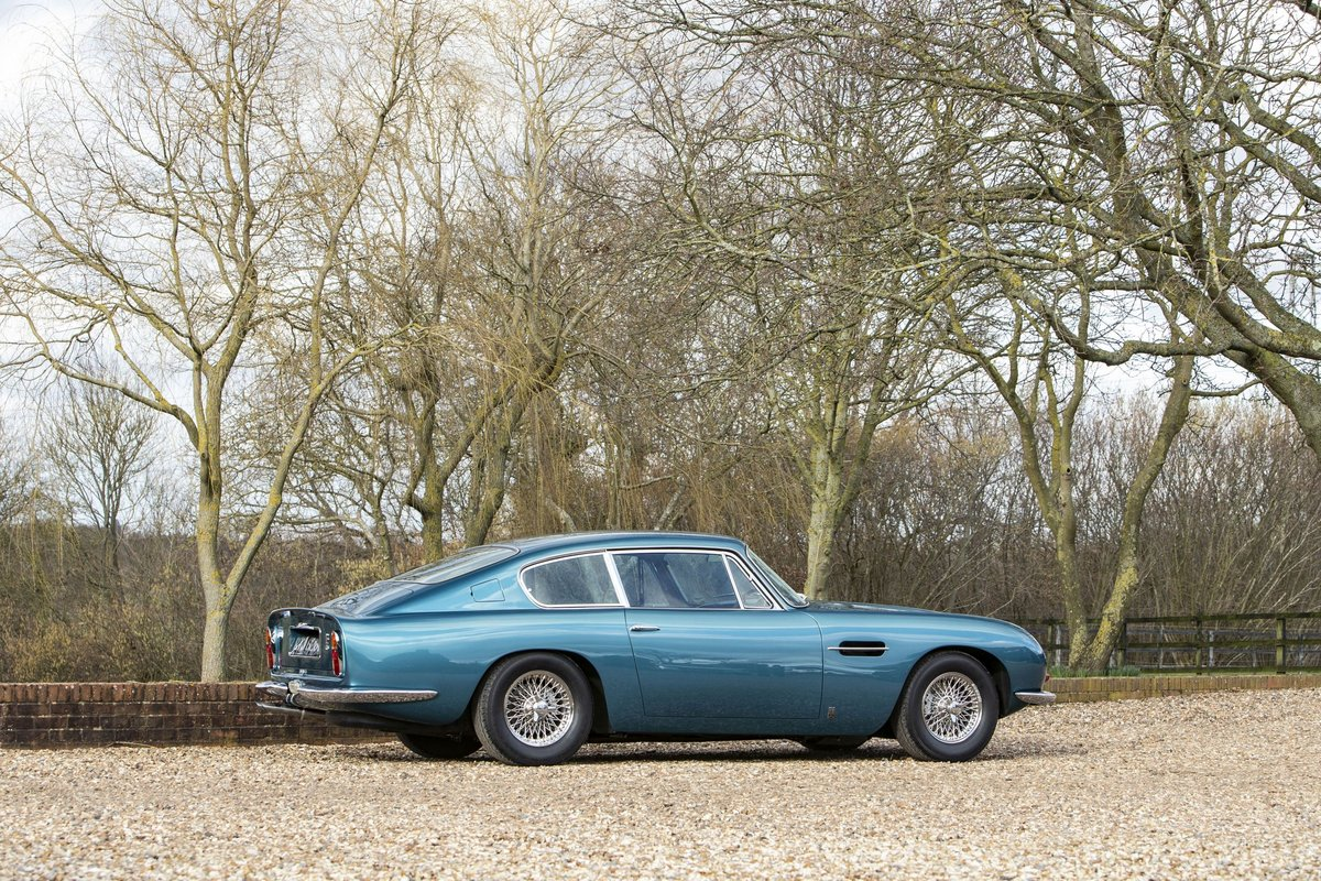 1969 Aston Martin DB6 For Sale (picture 6 of 6)