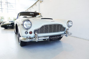 Picture of 1962 Aus del., DB 4 S4 in Desert White, totally original SOLD